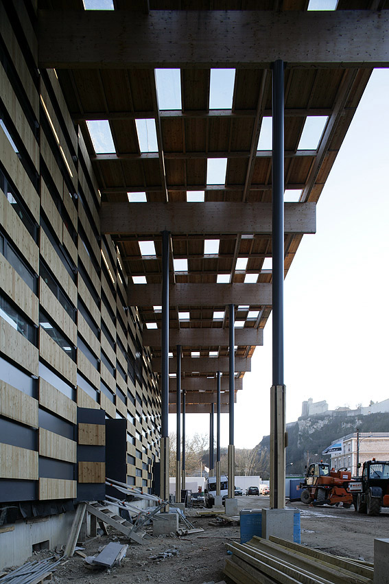 In Progress: Cite des Arts et de la Culture / Kengo Kuma & Associates