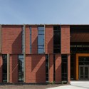 Maier Hall / Schacht Aslani Architects (13) © Doug Scott