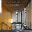 Maier Hall / Schacht Aslani Architects (6) © Doug Scott