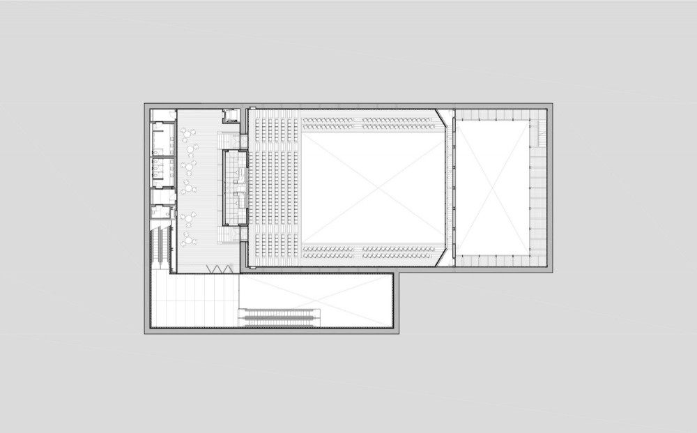 In Progress: Cervantes Theater / Ensamble Studio