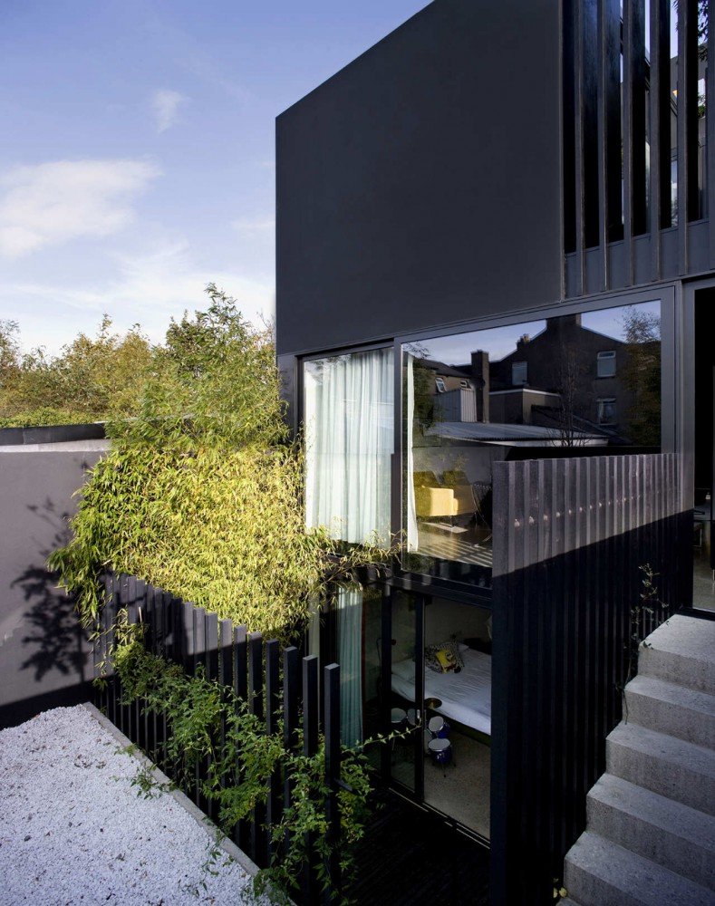 3 Mews Houses / ODOS architects