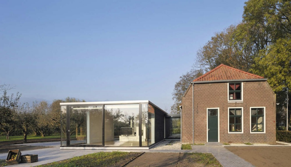 Farm House In Dutch Betuwe / reSET architecture