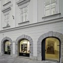 OFIS_BAROQUE COURT APARTMENTS_2012_LJUBLJANA_9 Courtesy of OFIS arhitekti