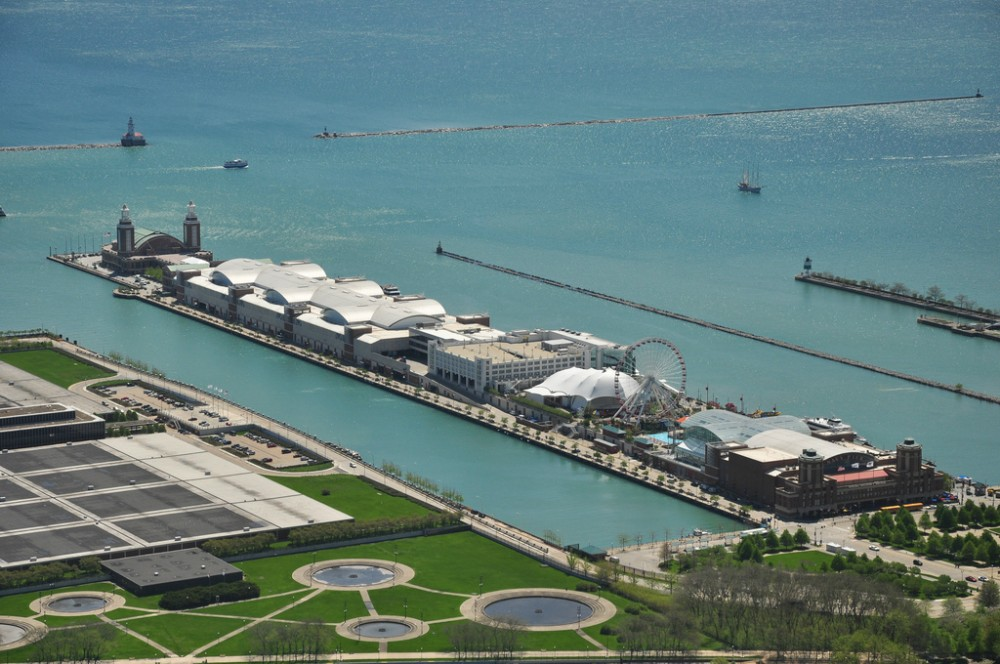 Update: Navy Pier design teams present to the public