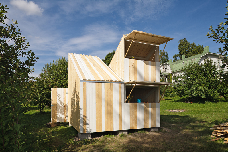 Playhouse / Anna & Eugeni Bach