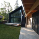 Architectural League Announces 2012 Winners of Emerging Voices Award (4) Webster Cottage, street view /  and courtesy of 5468796 architecture