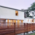 Architectural League Announces 2012 Winners of Emerging Voices Award (7) Braver House, a prototypical alternative to the inflated suburban house / courtesy of SsD