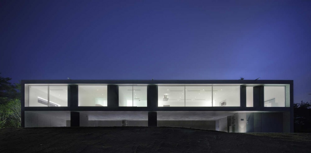Forest View House / Shinichi Ogawa & Associates