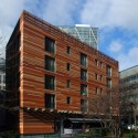 Bishop's Square / Matthew Lloyd Architects © Mikael Schilling