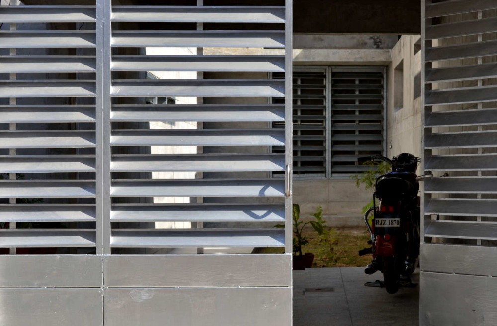 Parents House In Ajmer / Matharoo Associates