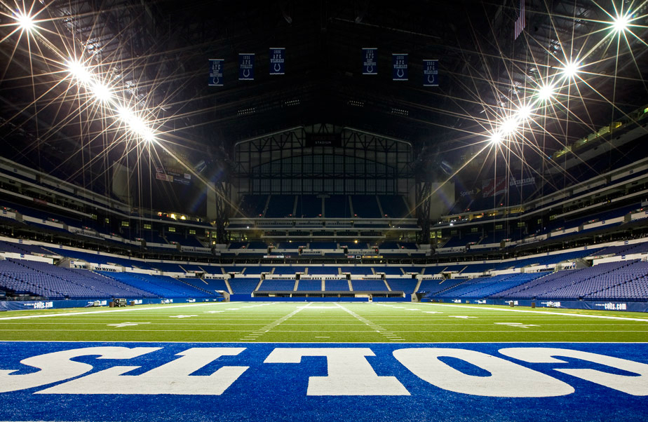 Super Bowl XLVI / Lucas Oil Stadium