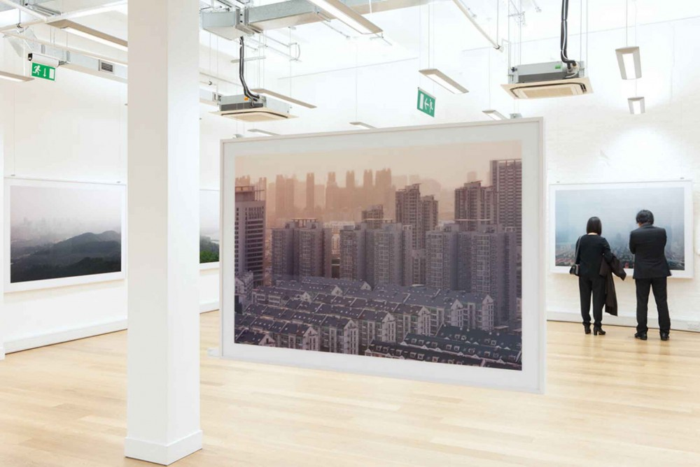 Kohn Pedersen Fox Hosts Inaugural Exhibition: 'Cities Unknown'