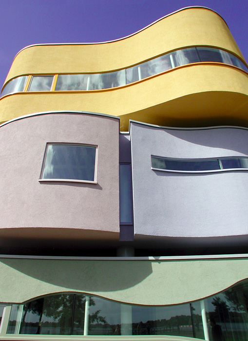 AD Classics: Wall House 2 / John Hejduk