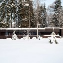 House In The Moscow Region / Sergey Nasedkin Courtesy of Sergey Nasedkin