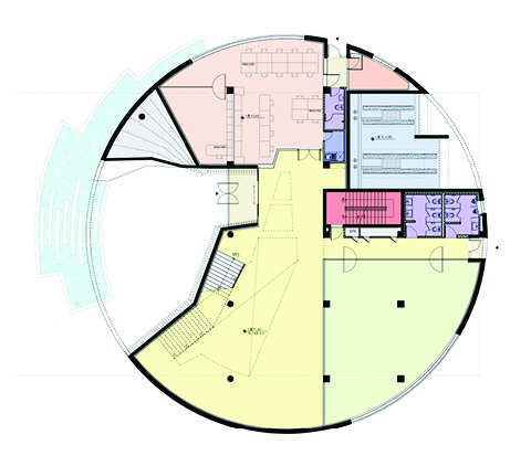 1000 images about cambridge bay project inspirations on for Circular home plans