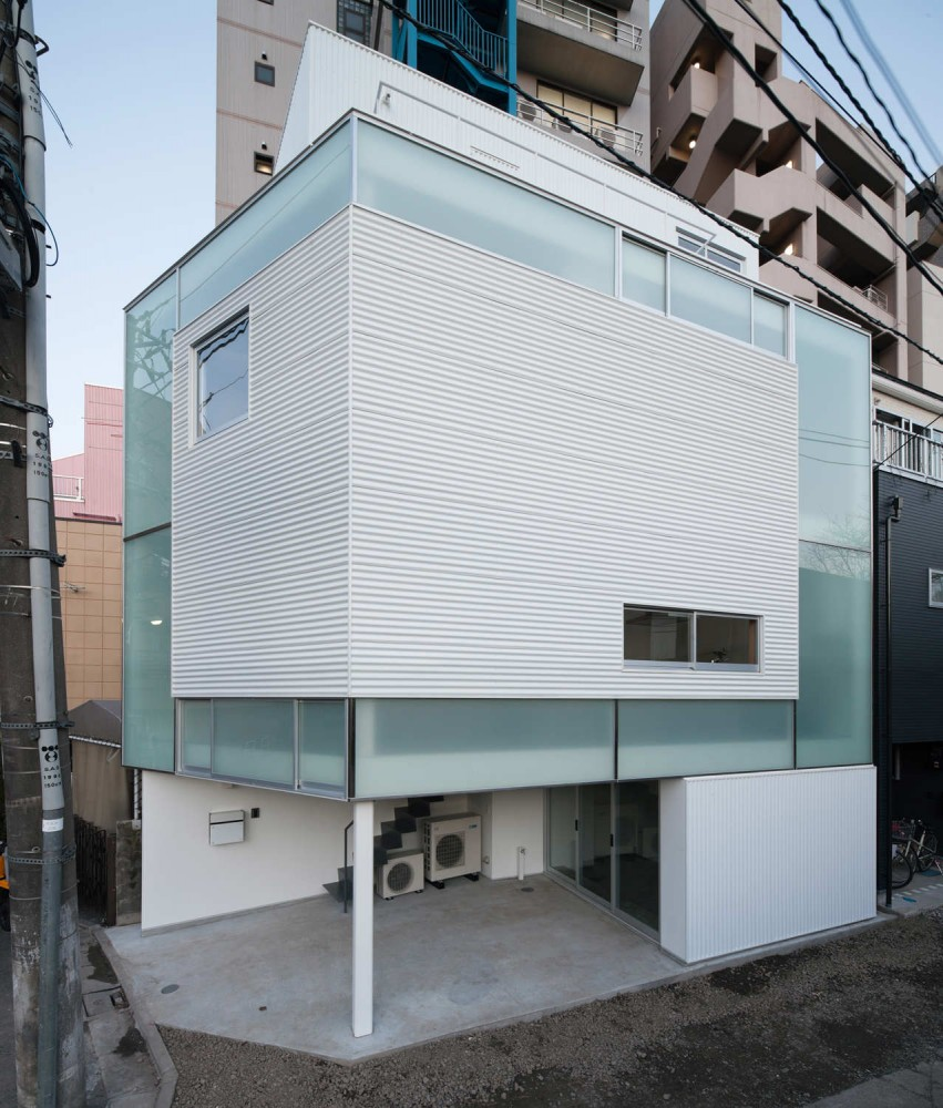 House in Nakameguro / Yoritaka Hayashi Architects