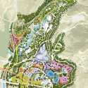 Horticulture Expo in Qingdao / HKS (20) Site Plan 02
