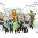 Horticulture Expo in Qingdao / HKS (11) Courtesy of HKS Architects