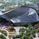 Horticulture Expo in Qingdao / HKS (1) Courtesy of HKS Architects
