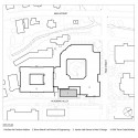 McGee Art Pavilion / ikon.5 architects (14) site plan