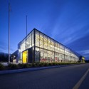 Exhibition Center Of Sherbrooke / CCM² © Stéphane Groleau