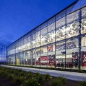 Exhibition Center Of Sherbrooke / CCM  Stphane Groleau