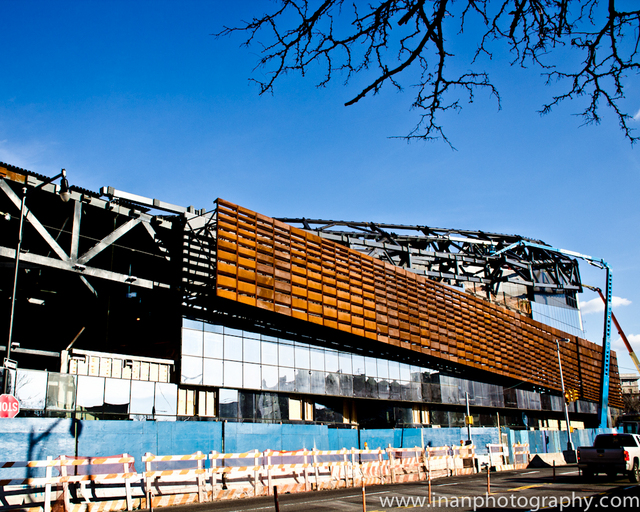 In Progress: Barclays Center / SHoP