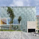 La Coruña Center For The Arts / aceboXalonso © Hector Santos-Diez