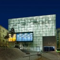 La Coruña Center For The Arts / aceboXalonso © Hector Santos-Diez