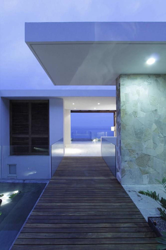 Casa Almare / Elias Rizo Arquitectos © Marcos García
