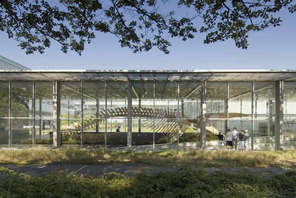 Beaty Biodiversity Centre – Aquatic Ecosystems Research Labor​atory / Patkau Architects