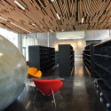 Multimedia Library And HQE Auditorium / deAlzua+, Atelier 9.81 Courtesy of deAlzua+ & Atelier 9.81