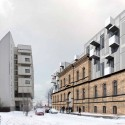 Reconstruction of Former Police Station to Apartment Building (2) Courtesy of NRJA