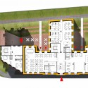 Reconstruction of Former Police Station to Apartment Building (8) plan 02