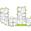 Reconstruction of Former Police Station to Apartment Building (10) plan 04