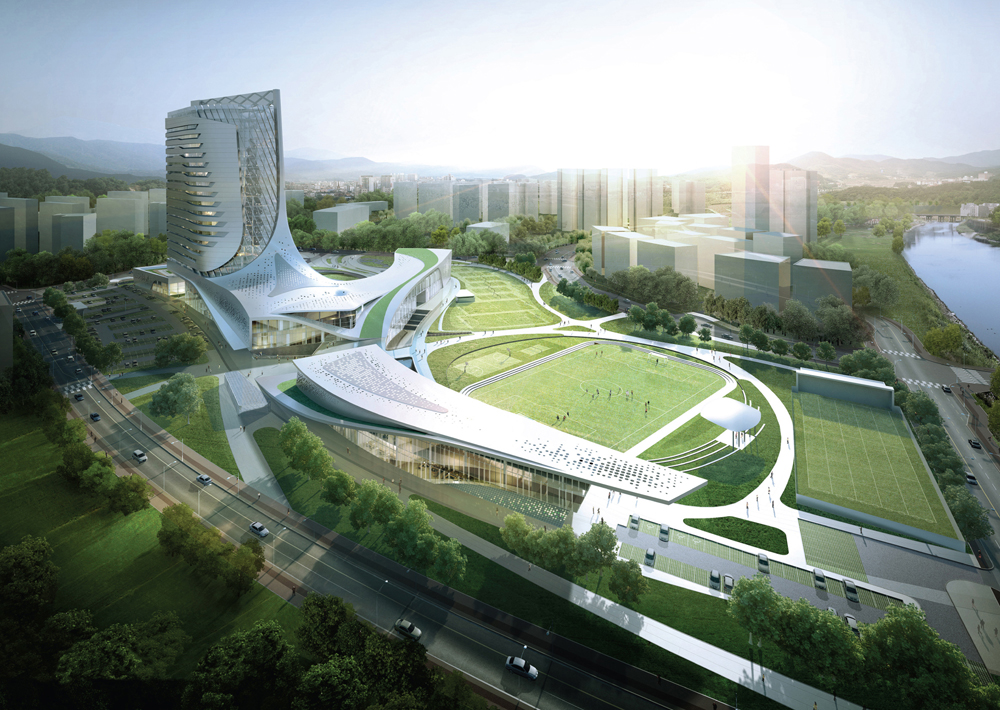 Korean Land + Housing Corporation / DRDS