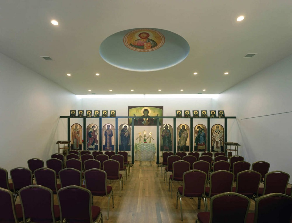 St Nicholas Church / Marlon Blackwell Architect