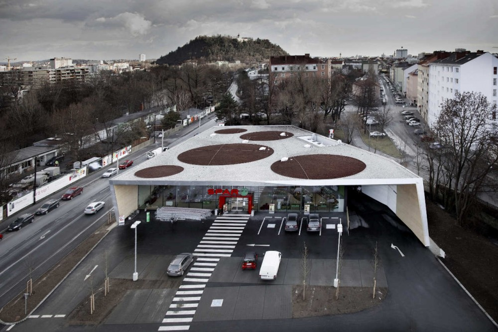 Climate Protection Supermarket / LOVE Architecture