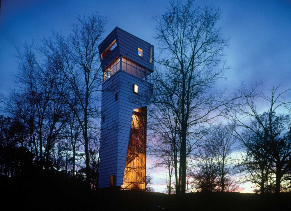 Flashback: Towerhouse / Marlon Blackwell Architect