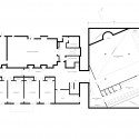 Room For Prayer: Mosque and Cultural Center (5) first floor plan