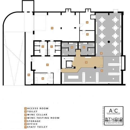 Architecture Photography Basement Floor Plan 208108