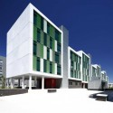 120 Social Housing In Parla / Arquitecnica © Aitor Estevez Olaizola