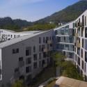 Maillen Hoten And Apartment / Urbanus © Wu Qiwei