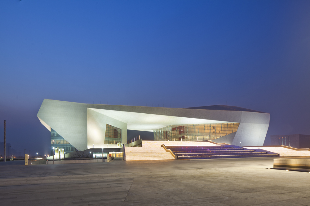 The Shanxi Grand Theater / Arte Charpentier Architectes