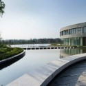 Ming-Tang Hot Spring Resort / CT Design © Tony