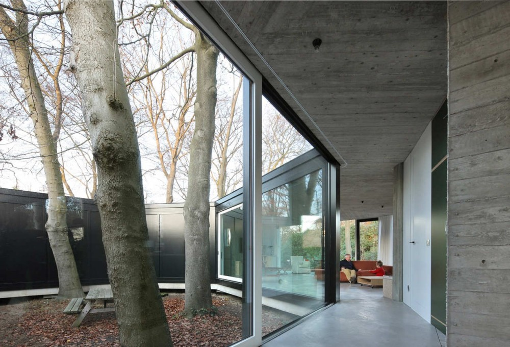 House BM / architecten de vylder vinck taillieu