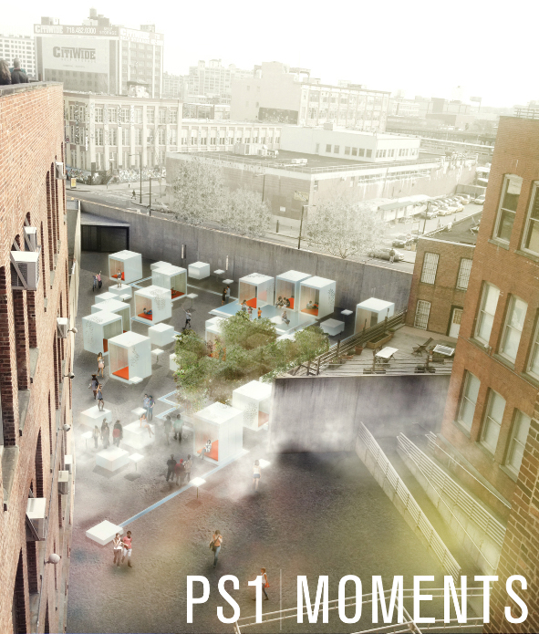 2012 MoMA PS1 YAP Runner-Up: PS1 Moments / AEDS