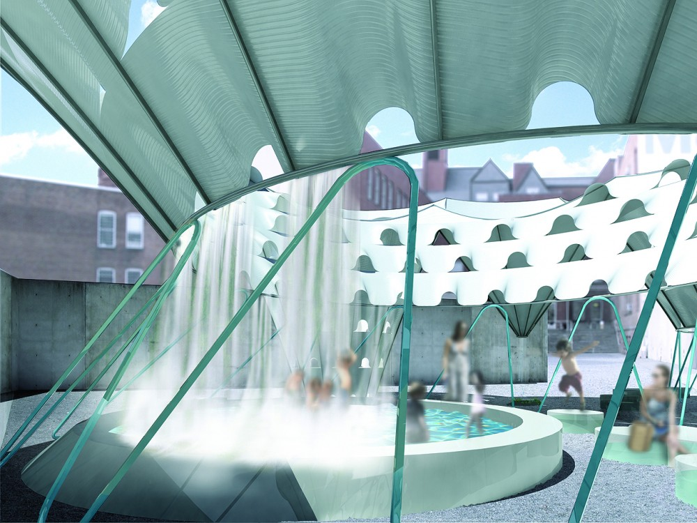 2012 MoMA PS1 YAP Runner-Up: Virtual Water / UrbanLab + endrestudio + Method Design