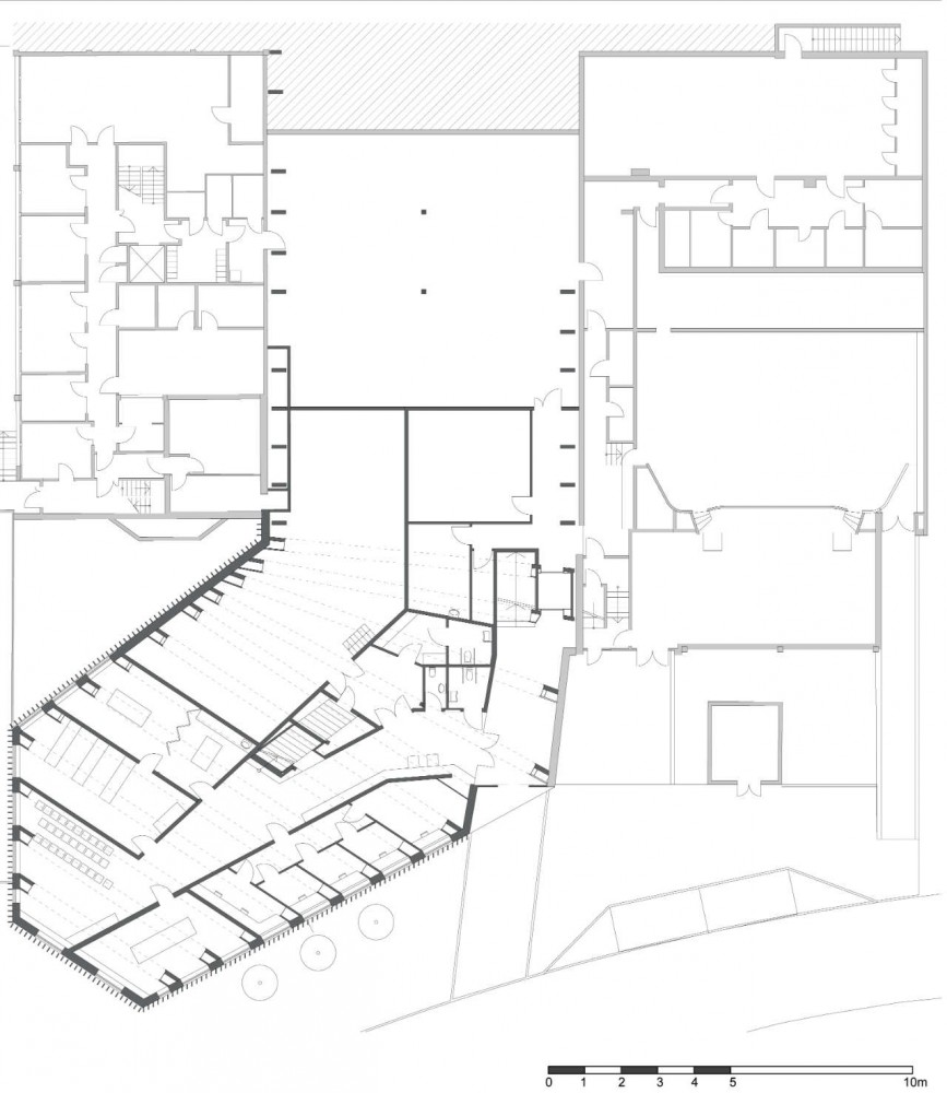 Cellar Plan on Pyramid House Plans « Floor