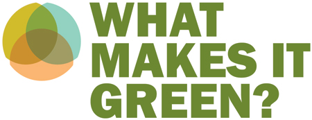 &#8216;What Makes it GREEN?&#8217; Call for Entries
